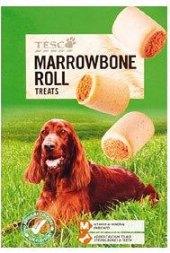 Pamlsky pro psy morkové rolky Tesco