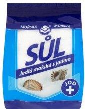 Mořská jedlá sůl Solné mlýny