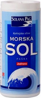 Mořská sůl Solana Pag
