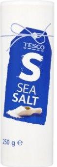 Mořská sůl Tesco