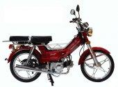 Motocykl Betka 50