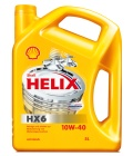 Motorový olej 10 W - 40 Helix HX6 Shell