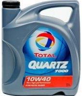 Motorový olej 10W - 40 Quartz 7000 Total