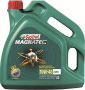 Motorový olej 10W - 40 A3/B4 Castrol Magnatec