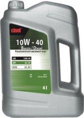 Motorový olej 10W - 40 Cinol Benzin / Diesel