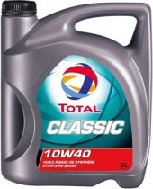 Motorový olej 10W-40 Classic Total