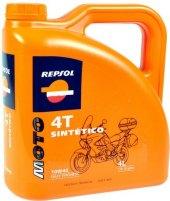Motorový olej 10W-40 Sintetico 4T Repsol