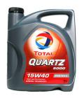 Motorový olej 15W - 40 5000 Total Quartz