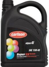 Motorový olej 15W - 40 Super GX Carlson