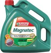 Motorový olej  15W - 40 Castrol Magnatec