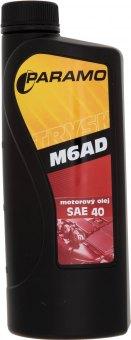 Motorový olej 40 M6AD Paramo Trysk