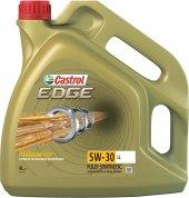 Motorový olej 5W - 30 Longlife Edge Castrol