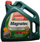 Motorový olej  5W - 40 Castrol Magnatec