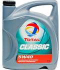 Motorový olej 5W-40 Classic Total