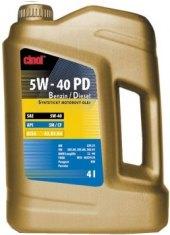 Motorový olej 5W - 40 PD Cinol Benzin / Diesel