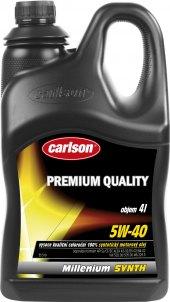 Motorový olej 5W - 40 Premium Quality Carlson