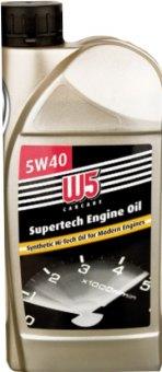 Motorový olej 5W - 40 W5