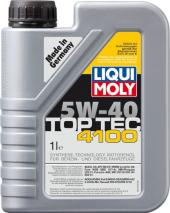 Motorový olej TOPTEC 4100  5W - 40 Liqui Moly