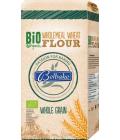 Mouka pšeničná celozrnná Bio Belbake