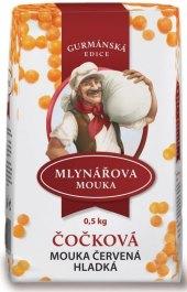 Mouka čočková Český mlynář