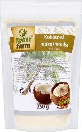 Mouka kokosová bez lepku Natur farm