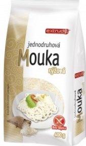 Mouka rýžová bez lepku Extrudo