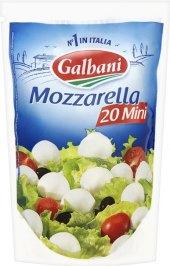 Sýr Mozzarella Galbani mini