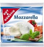 Sýr Mozzarella Gut&Günstig Edeka