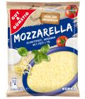 Sýr Mozzarella strouhaná Gut & Günstig Edeka