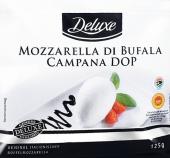 Sýr Mozzarella z buvolího mléka di Bufala Deluxe