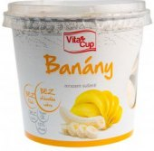 Mrazem sušený banán VitaCup