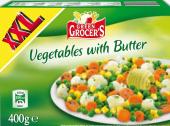 Zelenina mražená s máslem Green Grocer'S