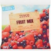 Mražené ovoce Tesco