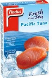 Tuňák mražený Findus