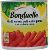 Mrkev sterilovaná Bonduelle