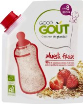 Müsli bio Good Gout