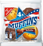 Muffiny Gut&Günstig  Edeka