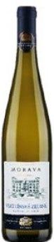 Víno Müller Thurgau Zámecké vinařství Bzenec - kabinetní