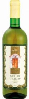 Víno Müller Thurgau Vinařství Mutěnice