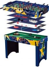 Multifunkční hrací stůl 4v1