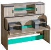 Multifunkční postel a pracovní stůl Tino 16