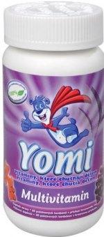 Vitamíny pro děti Yomi