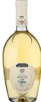 Víno Muscat Gold Asconi