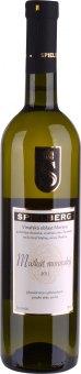 Víno Muškát moravský Spielberg