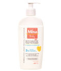 Mycí gel dětský extra vyživující na tělo a vlasy Baby Mixa