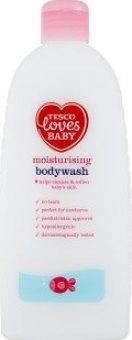 Mycí gel dětský Loves Baby Tesco