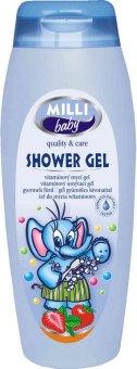 Mycí gel dětský Baby Milli
