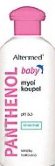 Mycí koupel dětská Panthenol Baby Altermed