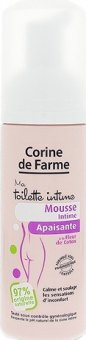 Mycí pěna pro intimní hygienu Corine de Farme
