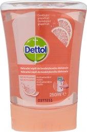 Tekuté mýdlo antibakteriální Dettol - náplň do bezdotykového dávkovače